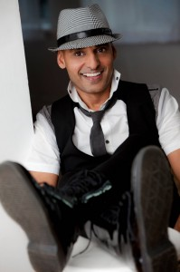 Vidur Kapur, a gay South Asian comedian, will explore issues surrounding his identity and culture in his upcoming performance on Friday at 7 p.m. The event is co-sponsored by QCVC and SASA. Photo By: SophieK.com
