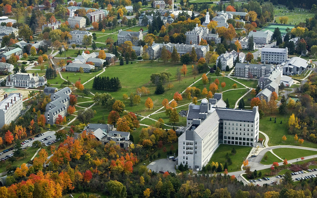 Middlebury College Library Middlebury College Located in