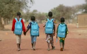 The Vassar United Nations Fund and UNICEF help provide money for resources for children in need around the world. Vassar UNICEF is trying to raise awareness about their organization daily. Photo By: The United Nations