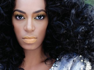 Fashion icon and eclectic musician Solange Knowles will grace the Chapel stage on Friday at 8 p.m. for ViCE's annual fall concert, opened by guest Iman Omar. Photo By: Carlton Jordan