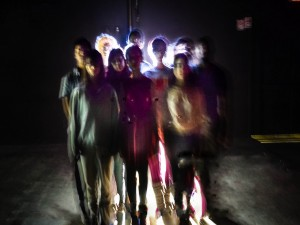 Experimental group Unbound will open their original production Not Anonymous on Friday, November 1. The play explores students' personal experiences and identities through monolgues. Photo By: Sierra Garcia