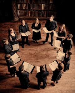 """Renowned British vocal ensemble Stile Antico will preform """"Treasures of the Renaissance"""" in Skinner Hall of Music at 3 p.m. as part of their  US tour. Photo credit: courtesy of Stile Antico."""