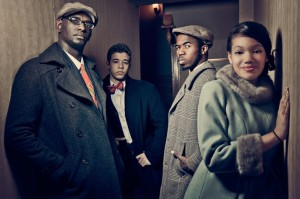 The Strivers Row poets will perform spoken word poetry at Vassar with a focus on race and social consciousness. Their performance will take place at 8:00 p.m. on Nov 16 in Rockefeller Hall. Photo By: The University of Nebraska, Lincoln