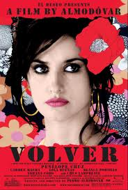 The Hispanic Studies Department has been hosting a film series to help students engage with the language. Volver, a film staring Penelope Cruz, was featured in the series. Courtesy of: imdb.com