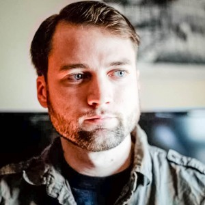 """Jack Eubanks '17 is a Posse student who fought in Iraq and Afghanistan. As part of his post-war healing, Eubanks collaboratively wrote """"Beyond the Wall,"""" a play which gives voice to soldiers' experiences. Photo By: Jack Eubanks"""