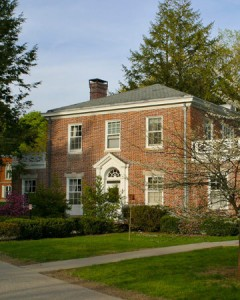 The Metcalf House, which hosts all of Vassar's mental health and counseling services, has been criticized for being understaffed and inaccessible to students by the Vassar Student Association. Photo By: Vassar College
