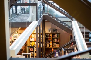 Vassar's current bookstore has been contracted with Barnes and Noble College but a new proposal could put a less expensive cooperative in its place. In addition, the store could relocate off campus. Photo By: Joshua Sherman