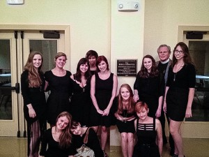 Over spring break, the Vassar Night Owls embarked on their spring tour, traveling throughout the greater D.C. area to connect with alumnae from the historical all-female troupe, as well as other collegiate a capella groups. Photo By: The Night Owls