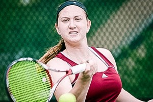 Senior captain Lindsay Kantor recently competed in a shutout match vs. rival Rochester Institute of Technology. The team will next play on Saturday, April 5 against Rennselaer Polytechnic Institute. Photo By: Vassar College Athletics