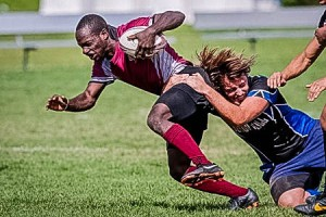 Over spring break, both the men's and women's rugby teams traveled to Trinidad and Tobago for ten days. The men's record was 2-1, while the women's team went undefeated while abroad over break. Photo By: Vassar College Athletics