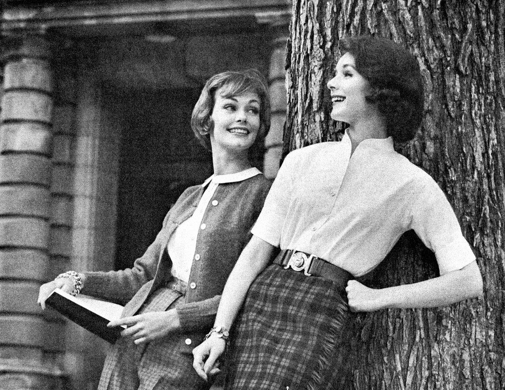 'Seven Sisters Style' revisits fashion history – The ...