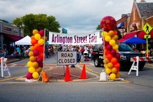 On Saturday Sept. 20, the Arlington Street Fair will be open to the public between 12 to 6 p.m. Raymond Avenue will be closed to traffic and open for over 100 vendors and performers. Photo By: Sam Pianello