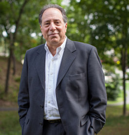 Michael Kimmel '72 and Gloria Steinem cowrote a NYT editorial discussing longstanding problems with the absence of 'no' being taken for consent. Photo By: Vassar College Media Relations