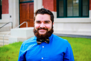 After working in the Wimpfheimer Nursery School and at Poughkeesie Middle School, Kyle DeAnge- lis '15 is working with Professor Chris Bjork to help effect changes in the American education system. Jacob Gorski/The Miscellany News