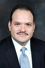 Art Rodriguez, the new head of Financial Aid and Admissions. Photo: Vassar Admissions