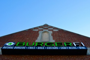 Sporting an environmentally conscious selection of food and drinks, the BurgerFi chain of restaurants recently opened a new location in the former Juliet. The chain has locations up and down the east coast, with plans to expand nationally. Photo By: Emily Lavieri-Scull