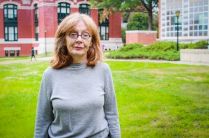 """2014 marked a huge year publishing-wise for Vassar's Associate Professor of English Jean Kane. The professor of english published two writings, """"Conspicuous Bodies"""" and """"Make Me,"""" this past year. Photo By: Jacob Gorski"""