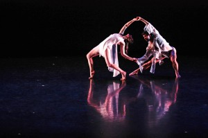 On Wednesday, Oct. 15, Vassar Repertory Dance Theatre will be debuting their works of original, student choreography at the Frances Daly Fergusson Dance Theater. The event is scheduled for 4:30. Photo By: Vassar College Media Relations