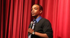 Jordan Burnham speaks about his struggles with depression and attempt to take his own life. Burnham, who has spoken on shows and at events across the nation, is coming to Vassar to offer his experiences. Photo By: The Saxon Scope