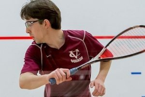 The College's squash team has recently split back into men's and women's sides, and both teams were successful at the Hudson Valley College Individual Tournament this past Saturday in Kenyon Hall. Photo By:  Vassar Athletics