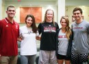 Vassar's SAAC provides an avenue for student-athletes to reach out to the student body, and organize fundraisers for charitable causes outside of campus, such as Friends of Jacylyn organization. Photo By: Jacob Gorski