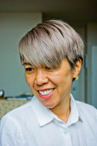 The Women's Studies Department, in collaboration with other departments, will bring Minh-Ha Pham to VC. Minh-Ha Pham combines academic analysis with artful fashion to examine race and gender. Photo By: Minh-Ha Pham