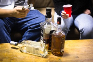 Many Northeastern colleges have recently moved to ban hard alcohol on their campuses citing instances of misconduct and sexual assault. Vassar, however, has put forward no such policies. Photo By: Sam Pianello