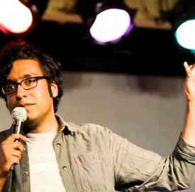 Kondabolu, who comes from a liberal arts background similar to VC, explores racism and sexism in his comedy. He began exploring comedy in college and has grown to be nationally acclaimed political comedian. Photo By: The New York Times
