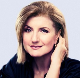 Author and political commentator Arianna Huffington will speak at this year's Commencement on May 31st. She hopes to emphasize the importance of self-care in students' lives after graduation. Photo By: Arianna Huffington