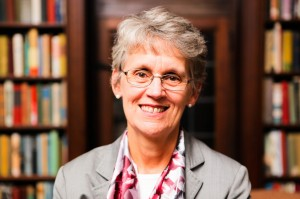 """President Catharine Hill recently discussed the future of liberal arts education on """"The Diane Rehm Show,"""" asserting that although some think otherwise, liberal arts offers benefits other schools do not. Photo By: Office of the President"""