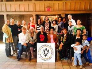 The AAAVC hosted events this weekend aimed at celebrating the organization's 30-year history. Members from around the United States attended, discussing the history of Black activism at Vassar. Photo By: Karen Turner