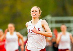 Heather Ingraham (sports article) c_o Vassar Media Relations