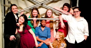 """Idlewild's cast and crew have performed as the only Vassar all-female theater ensemble since 2007. This year, they will be putting on """"The Fairytale Lives of Russian Girls,"""" beginning May 7th. Photo By: Idlewild"""