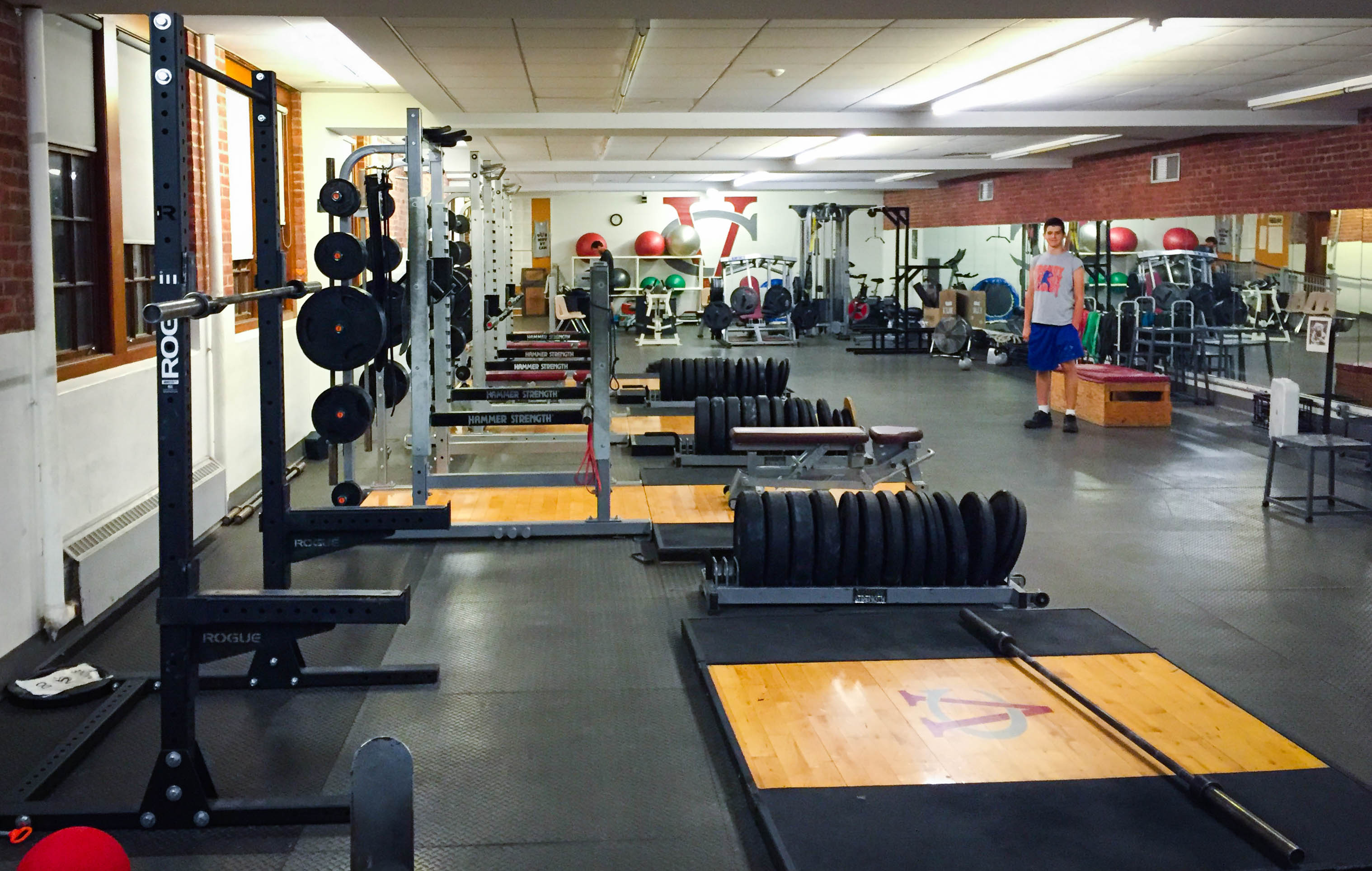 NCAA policy cuts weight room hours – The Miscellany News