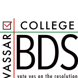 The Vassar Boycott, Divestment and Sanctions (BDS) resolution against Israel has become a pressing topic for students over the last weeks. The arguments for divestment are diverse and complex. Photo courtesy of Facebook