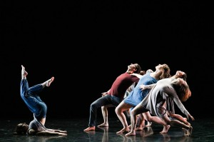 VRDT's annual performance at Poughkeepsie's Bardavon Theater is the culmination of a year's worth of work. The show is comprised of faculty and student-choreographed pieces that have been rehearsed, performed and critiqued. Photo courtesy of VRDT via Facebook