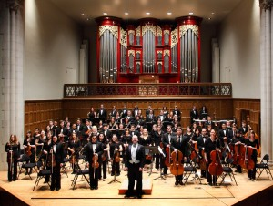On March 5 at 8 p.m., The Vassar College Orchestra, under the direction of Professor Eduardo Navega, will hold its first spring concert in celebration of the ensemble's 115th anniversary. Photo courtesy of Vassar College Media Relations