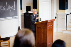 Akira Iriye lecture (News) by Ashley Pecorelli-26196387081
