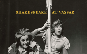 A new exhibit at the Thompson Memorial Library draws from the wide-ranging expertise of faculty curators to commemorate the 400th anniversary of William Shakespeare's death. Courtesy of Vassar College Drama Department