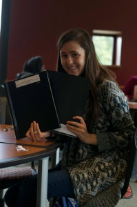 Alumna and former Editor-in-Chief Bethan Johnson '15 relates that her time after graduation has thus far been rigorous, yet enlightening. She is currently working on her M.Phil at Cambridge University. Photo courtesy of Cassady Bergevin