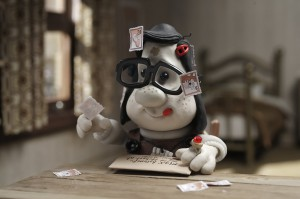 """ACCESS sponsored a screening of the film """"Mary and Max"""" on Friday, Oct. 7. The movie explores mental illness, and its claymation form makes the often somber subject more approachable. Courtesy of IMDb"""