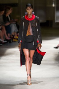 The third major fashion week of this year took place in Milan, showcasing well-known Italian fashion houses, like Gucci, Prada and Versace, bringing their sleek designs into today's runway. Courtesy of ImaxTree