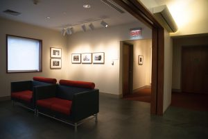 The Frances Lehman Loeb Art Center recently debuted the Hoene Hoy Photography Gallery, which will showcase the museum's large photo collection. Photo courtesy of Joey Weiman