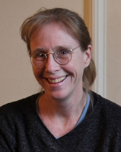 Chair of Earth Science and Geography Mary Ann Cunningham expressed her concerns surrounding climate change and sustainability, focusing on how Vassar is tackling these issues. Photo courtesy of Vassar Alumnae/i Hub