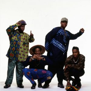 """A Tribe Called Quest's new album, """"We Got It From Here... Thank You 4 Your Service,"""" features jazzy tracks with afro-funk influences, a smooth combination that makes for a great listen. Courtesy of atcq on Instagram"""