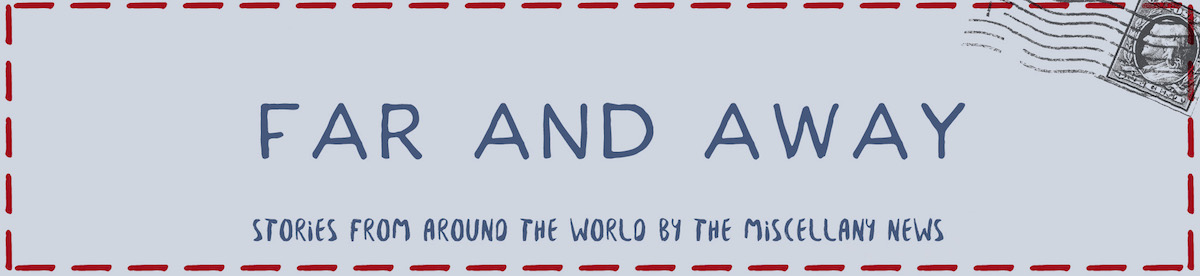 Far and Away Banner