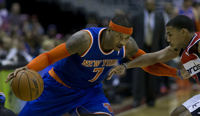 268452333b8 he New York Knicks haven't made the playoffs since their Carmelo  Anthony-led team lost to the Pacers in 2013. The team currently boasts the  league's worst ...