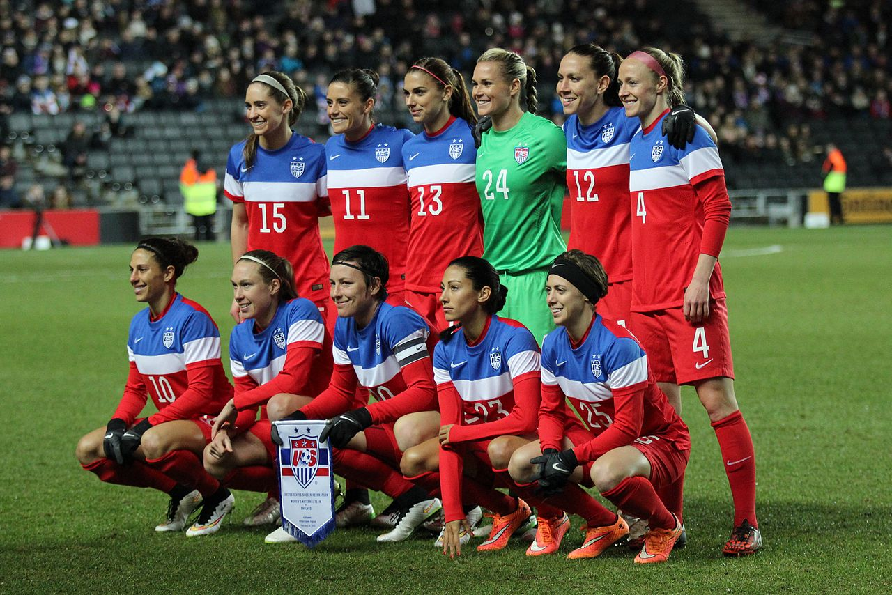 ffe806827 USWNT primed for second straight World Cup win – The Miscellany News