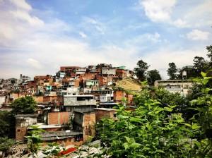 Cabuçu de Baixo favela