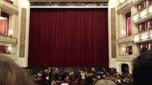 The Viennese Opera.